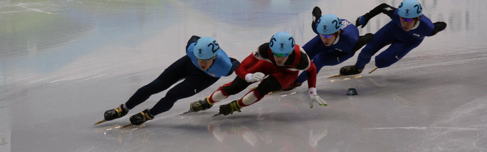 Speed Skating Olympics